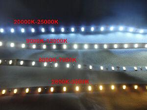 5m 5630 led leiste lichterkette schlauch streifen 12v 3000k 6000k 10000k 25000k ebay. Black Bedroom Furniture Sets. Home Design Ideas