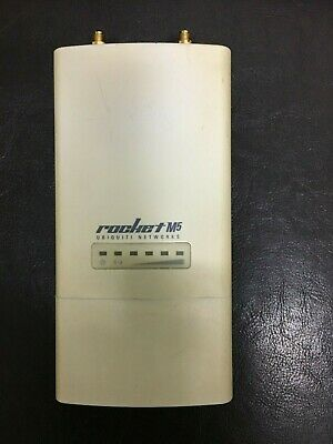 Units Used Ubiquiti ROCKETM5 5GHz  2x2 MIMO airMAX BaseStation FREE-SHIPPING 2