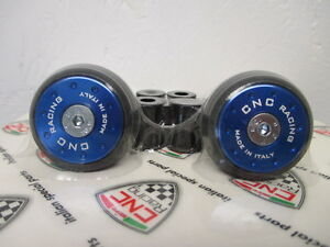 CNC-Racing-UNIVERSAL-Handlebar-Caps-Bar-Ends-Low-Profile-Blue