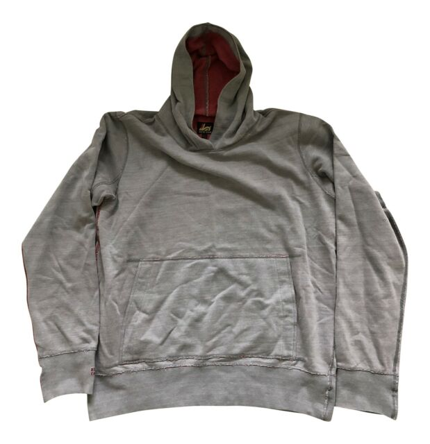 Paul smith Red Ear Gris Hombre Pop sobre Chaqueta (con Capucha) - M - p2p 53.3cm