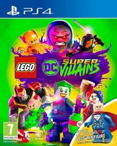 Lego DC Super-Villains Mini Figure Edition PS4