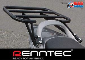 Renntec Motorcycle Rack / Luggage Carrier For Honda CB600 Hornet 98-06 - Black