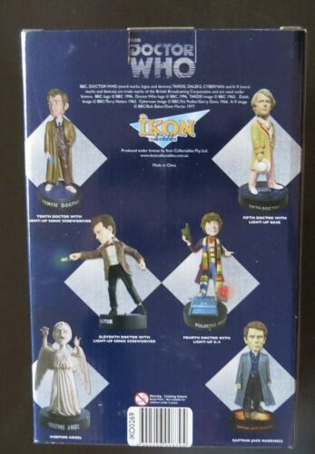 1st Doctor with TARDIS Bobble Head-Brand New DOCTOR Who
