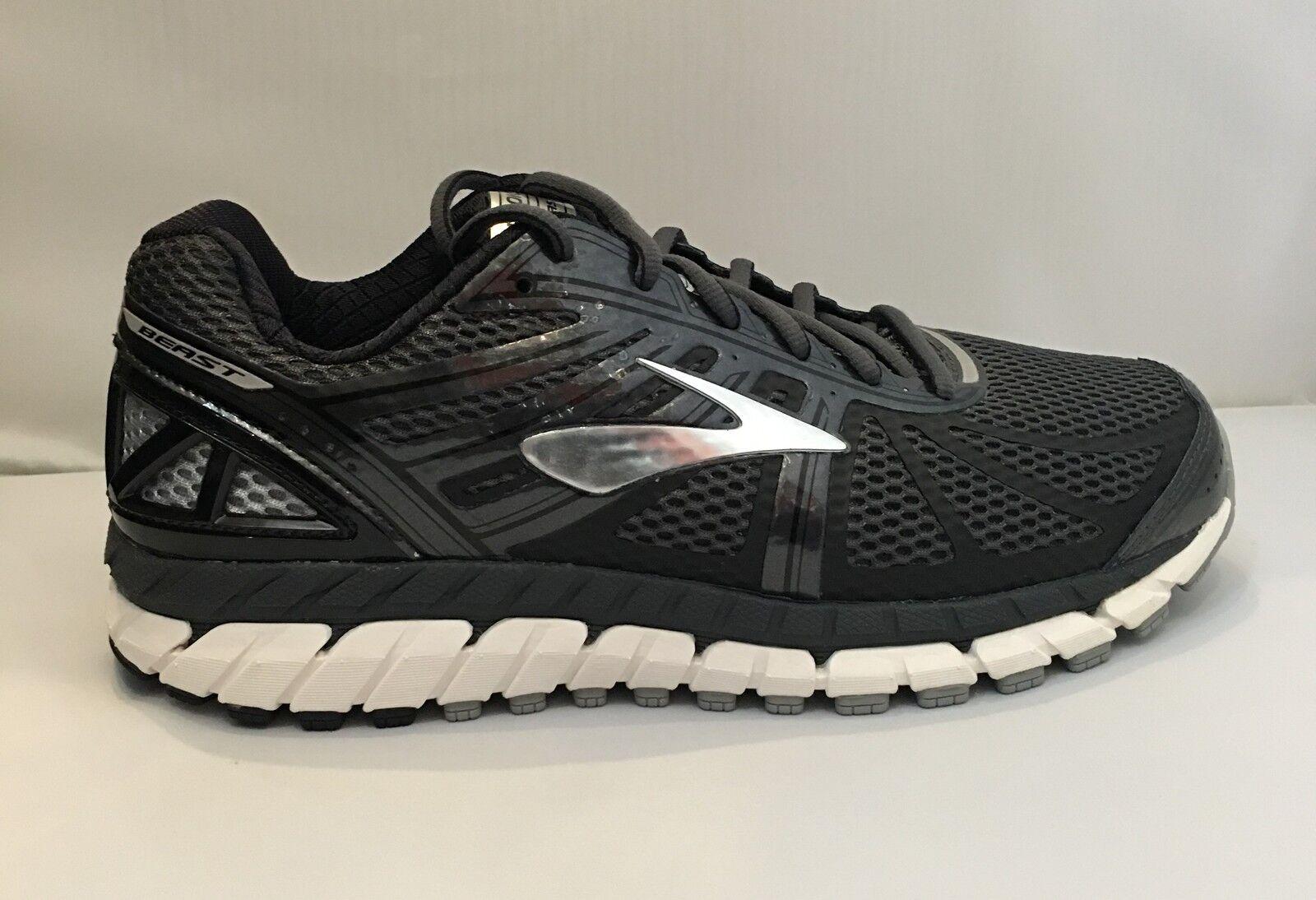 Brooks Beast 16 Mens Running Shoe (2E) (017)
