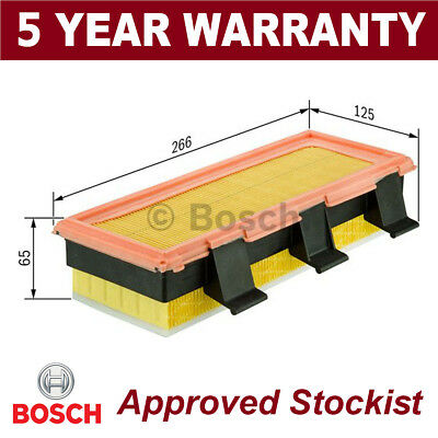 Single BOSCH Air Filter 1457433099