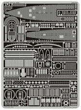 EDUARD 1/72 PE PHOTO-ETCHED DETAIL SET for REVELL U-BOAT VIIC #5015