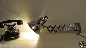 Lampada Vintage Ikea : Scherenarmlampe cromo cromato muro lampada vintage ikea ebay