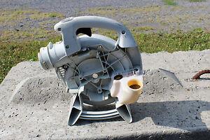 Stihl sh 56 shredder vacuum inner fan housing with fuel tank ebay - Stihl sh 56 ...