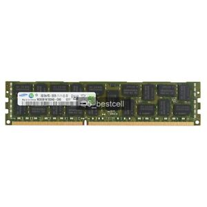 Samsung 8GB 1Rx4 PC3-12800R DDR3 1866Mhz ECC REG Registered Server Memory 1.35V