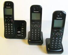 Panasonic KX-TGC223GB Analoges schnurlos Telefon