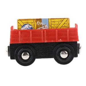 Tren-magnetico-De-Madera-Locomotora-De-Juguete-Carro-Ninos-Coleccion-de-juguetes-de-ferrocarril