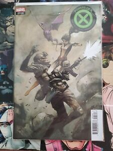 Mike Huddleston Incentive Variant Cover Marvel Comics NM Powers of X #4