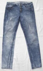 Details zu S.Oliver Damen Jeans Damengröße 34 L32 im Boyfriend Style Zustand Wie Neu
