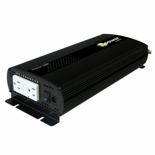 Xantrex XPower 1000 Inverter GFCI /& Remote ON//OFF UL458