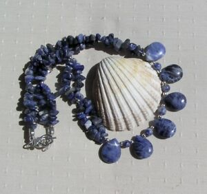 Blue-Sodalite-Crystal-Gemstone-Statement-Necklace-034-Blue-Skies-034