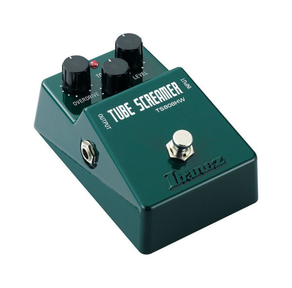 ibanez ts808hw distortion guitar effect pedal for sale online ebay. Black Bedroom Furniture Sets. Home Design Ideas