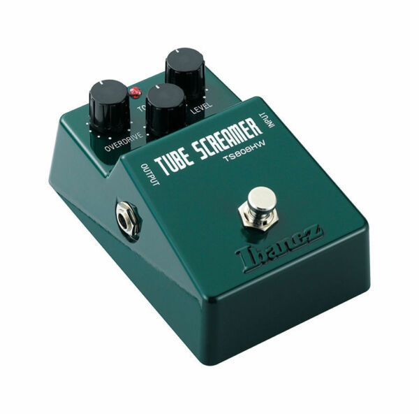 ibanez ts808hw distortion guitar effect pedal for sale online ebay