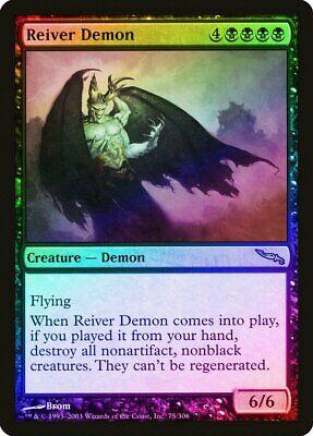 Grim Reminder FOIL Mirrodin NM Black Rare MAGIC THE GATHERING CARD ABUGames
