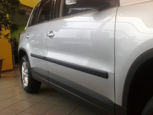 Door Protector //Rubbing Strips VW TIGUAN I 2007-2018 Side Protection Mouldings