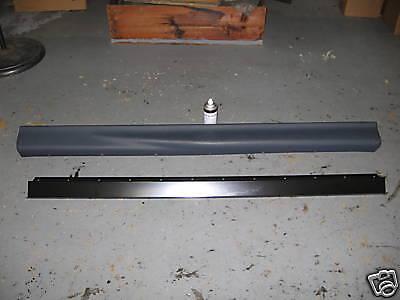 S10 XTREME X-CAB ROCKER METAL BRACKET S-10 EXTREME