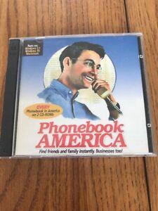 Every-Phonebook-In-America-On-2-CD-ROMs-Ships-N-24h