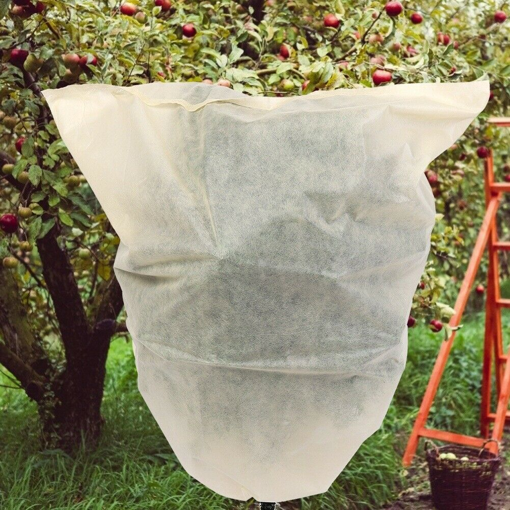 3x Winter Warm Cover Tree Shrub Plant Protecting Bag Frost Sunblock Protection