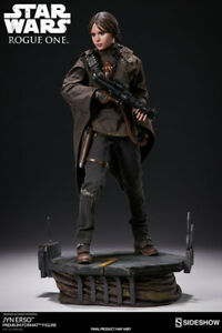 Figurine Statue Sideshow Toys au format Jyn Erso Premium Star Wars Rogue One