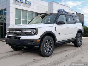 2021 Ford Bronco Badlands 4x4
