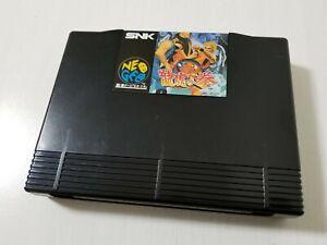 SNK Neo Geo AES Art of Fighting 1 Japan b 0605A6