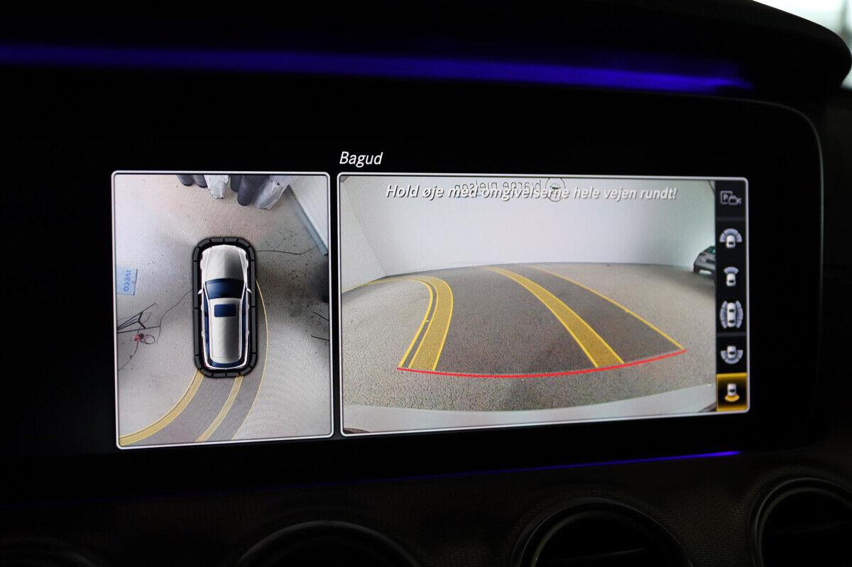 Mercedes E350 d 3,0 AMG Line stc. aut. - billede 16