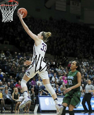 * KATIE LOU SAMUELSON SIGNED PHOTO 8X10 RP AUTOGRAPHED UCONN WOMENS BASKETBALL !