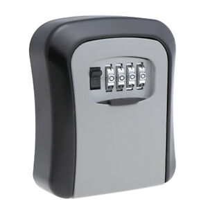 Alloy-Key-Box-Cabinet-Safe-Keys-Holder-Storage-Password-Security-Lock-Case-4
