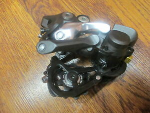MTB Rear Derailleur Short Cage NEW Shimano Saint RD-M820-SS1 10-Speed Shadow