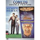 My Blue Heaven The Man With Two Brain 0012569731158 DVD Region 1
