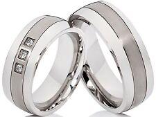 2 Trauringe Hochzeitsringe Verlobungsringe Eheringe Partnerringe Ringe & Gravur