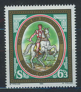 AUSTRIA-1985-MNH-SC-B350-Stamp-Day