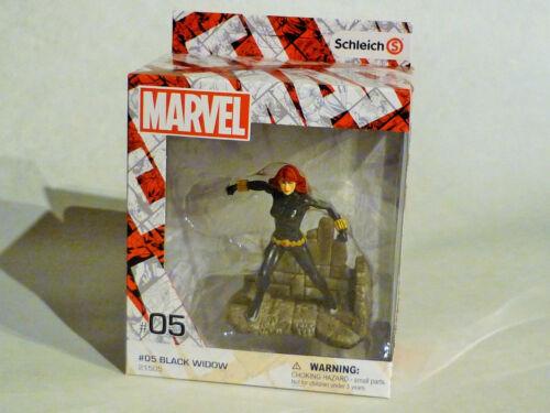 21505 Black Widow-MARVEL-SUPER HEROES NUOVO OVP COMIC PERSONAGGIO SCHLEICH