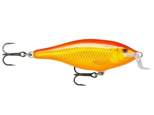 7g MANY COLOURS! Rapala Shallow Shad Rap 7cm crankbait