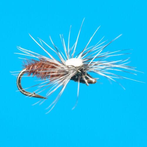 taille 20 6 pcs Pheasant Tail parachute