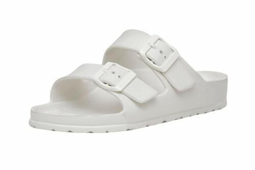 Comfort CUSHIONAIRE Women/'s Elane EVA Comfort Footbed Sandal with