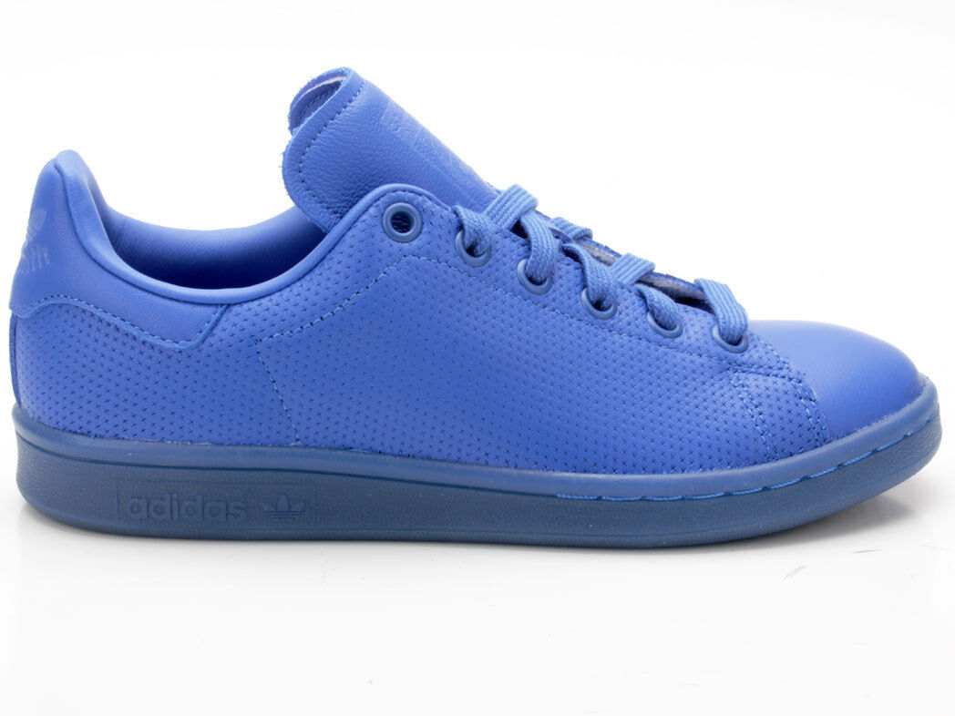 Adidas Stan Smith AdiFarbe S80246 blau     |  | Shop  | Stil