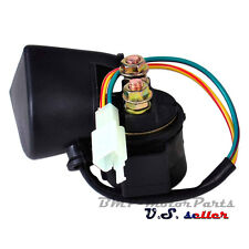 Starter Solenoid Relay - Carter Talon 150 150Cc Go Kart Carter Brothers Buggy