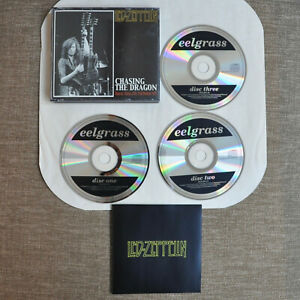 Led Zeppelin Chasing The Dragon 3 CD Set Dallas 1975