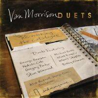 Van Morrison - Duets: Re-working The Catalogue [new Cd] on Sale