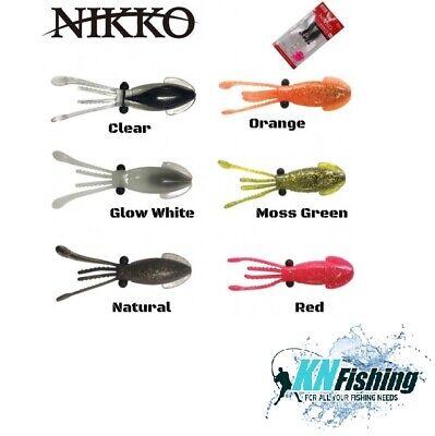 Nikko Kasei Soft Bait Lure Dappy Firefly Squid
