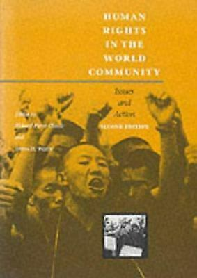 Human Rights in the World Community : Issues and Action