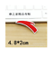 Patch-Toppa-Brand-Logo-Nike-Adidas-Sport-Jordan-Nba-Ricamata-Termoadesiva miniature 30
