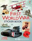 First World War Sticker Book by Struan Reid (Paperback, 2015)