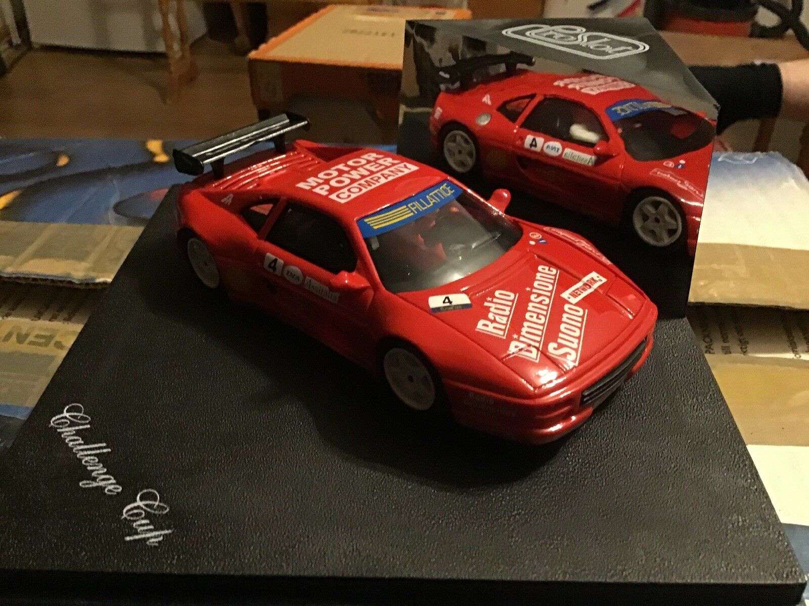 Pro Slot PS 1009 Ferrari  Challenge Cup 1 32