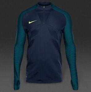 Détails sur Nike Strike Aeroswift Hommes 14 Zip Football Perceuse Top 807034 451 afficher le titre d'origine